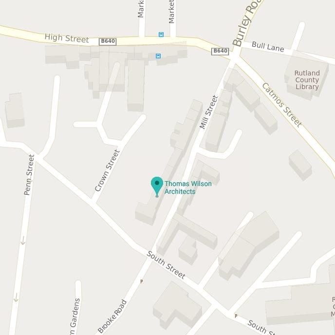 thomas wilson architechs map